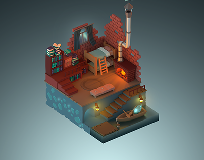 Miner's Dream