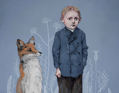 The boy and the fox