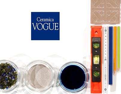 Catalogo Ceramica Vogue | shooting
