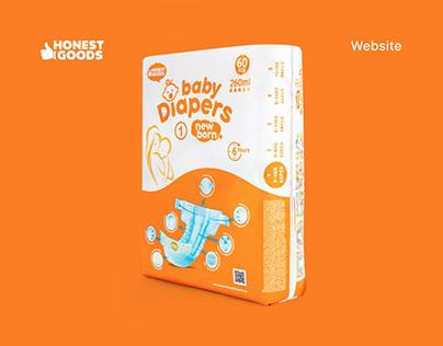 Honest Goods - Online Store