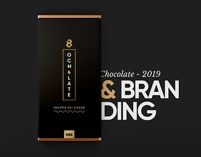 Ocholate & Branding - Por Braco Estudio
