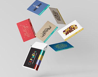 Card game for workshop