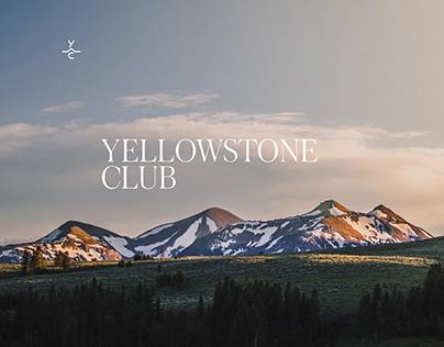 Yellowstone Club Website