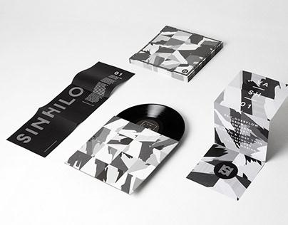 """Various Artists"" Vinyl Artwork"