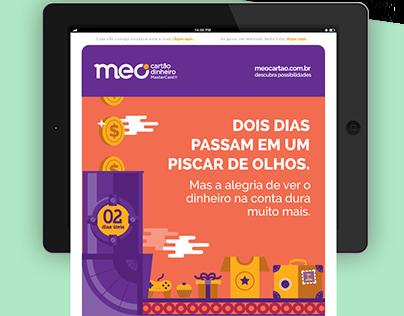 MEO Cartão - Comunicação Digital