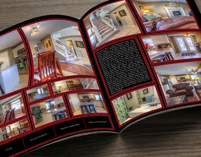 House listing brochure & branding