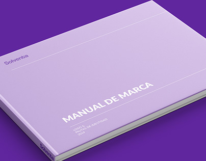 Manual de Marca - Solventa