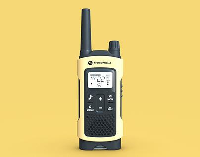 Walkie Talkie Motorola
