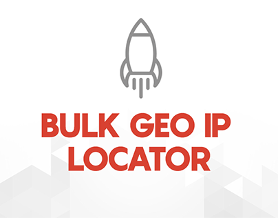 Bulk GEO IP LookupLocator