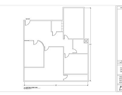 Andover, MA- Andover Barre Studio Re-Design