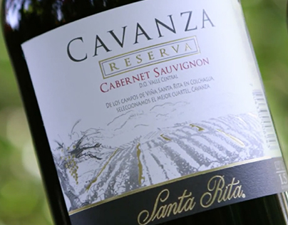 Creación Nombre para Línea de vinos / Santa Rita