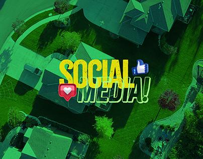 Social Media Localiza Imóveis