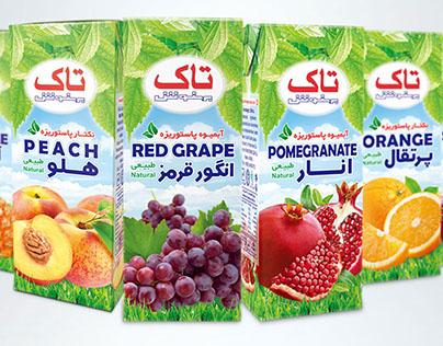 Tak Behnoush non carbonated drinks