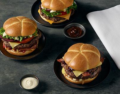 McDonald's - 'Gourmet Range'