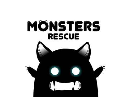Monsters Rescue Art/Design