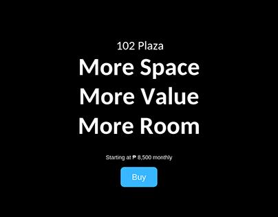 102 Plaza Instagram like Ads
