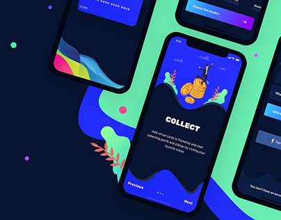 Pocket UP UI/UX Design