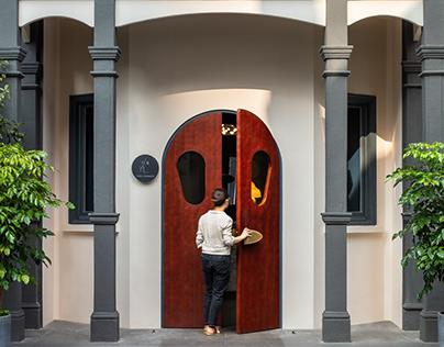 Fritz Hansen Lounge -1F &Mezzanine