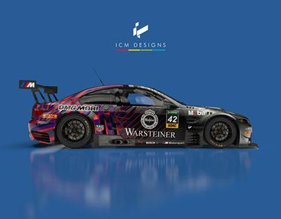 BMW GT3 x Warsteiner