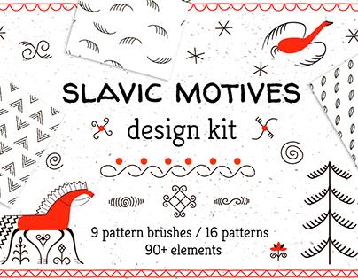 Slavic motives