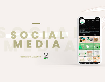 #SocialMedia - PandaPack_Colombia