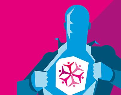 Aktionsbündnis Inklusive Arbeit –Corporate Design