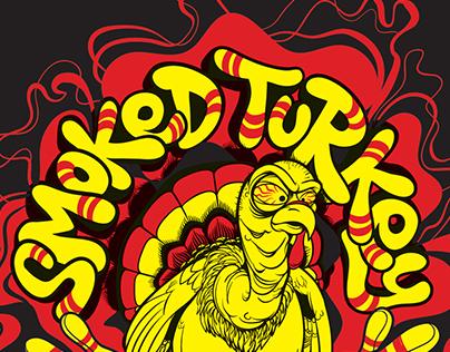 Smoked Turkey Club T-shirt