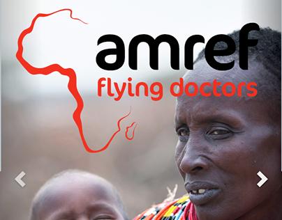 Amref - Flying Doctors