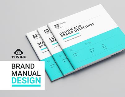Tihn Inc | Brand Manual