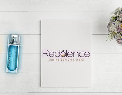 Redolence Perfume Store | Logo