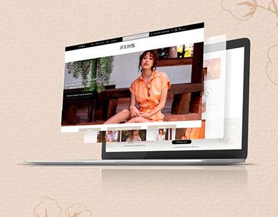 Julias | Tienda Virtual