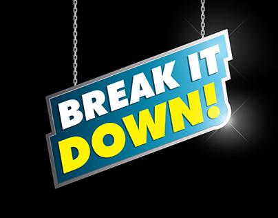 Break It Down! Dance Festival @ Cosmos Mall