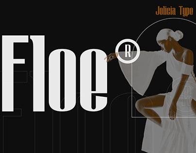 Floe   Sans Serif Font
