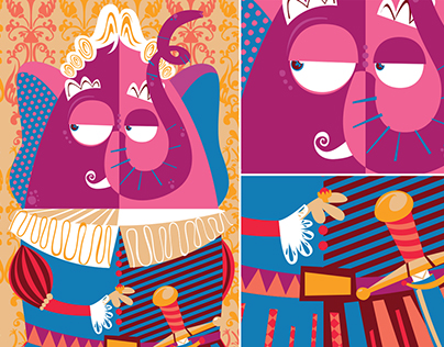 SURREAL CHARACTERS • PERSONAGENS SURREAIS