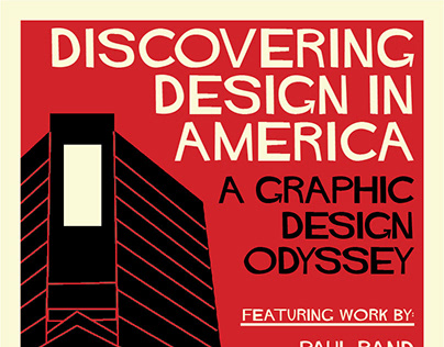 Saul Bass Inspired Poster
