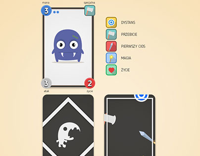 Mobile card game idea