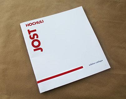 Jost Hochuli Exibition Catalogue