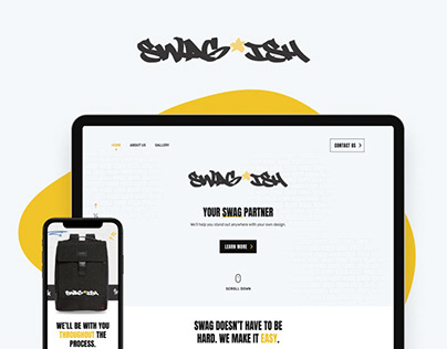 Website Design for Swagish