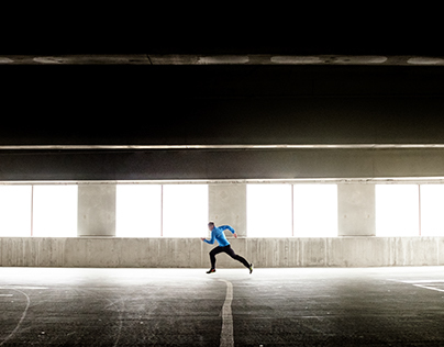 Urban Runner - A Personal Project