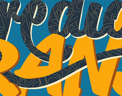 Lettering Animation