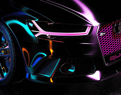 This Is The RS6 Sedan That Audi Never Built