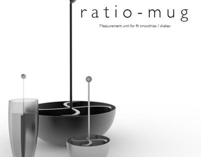 Ratio Mug UX/UI
