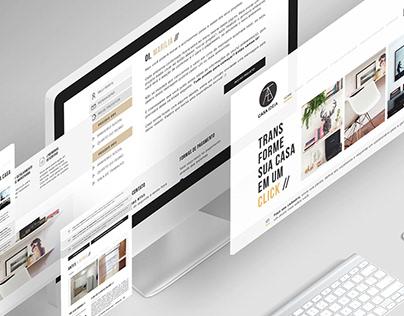 Casa Ideia site