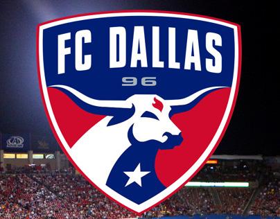 FC Dallas Identity