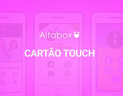 Cartão Digital - Altabox