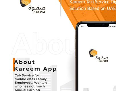 Kareem Cab Service