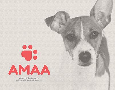 Identidade Visual AMAA