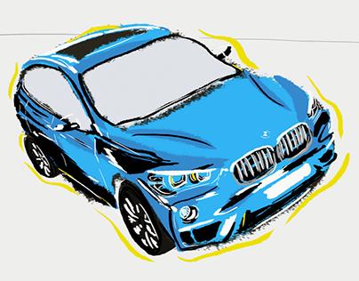 BMW - Promo Campaign