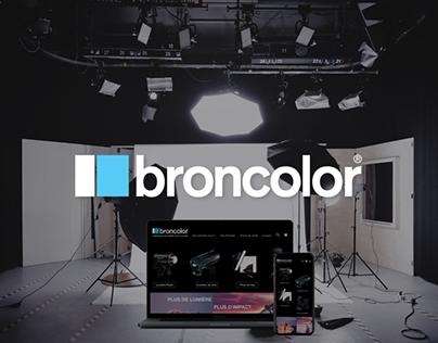 Broncolor - Design Web