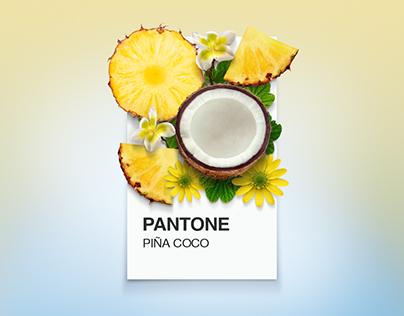 PANTONES Bonafont Levité